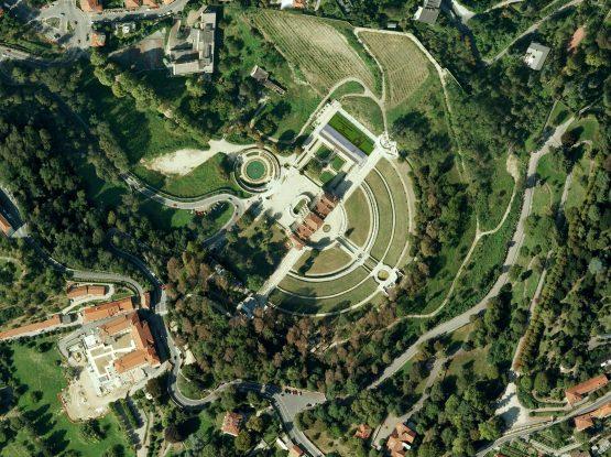 Villa della Regina, nuova manica dell'accoglienza Torino (concorso)