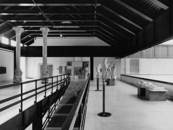 Ristrutturazione del complesso di Sant'Agostino a Museo Archeologico e Lapideo Restauro Chiesa di Sant'Agostino e trasformazione in Auditorium