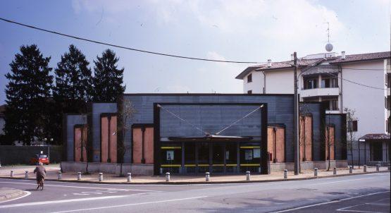 Nuovi uffici postali Rovello Porro (Como)