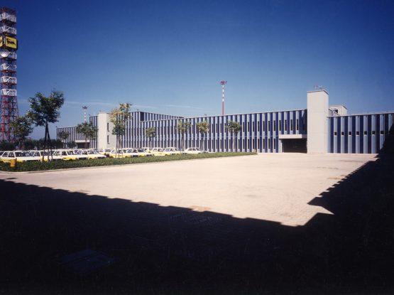 Nuovo Centro Eni – Agip Ortona (Chieti)